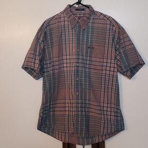 Xl chaps button down shirt